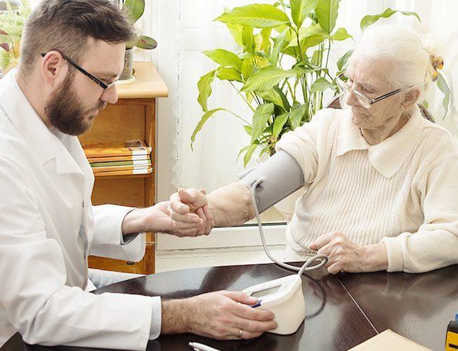 accoglienza nelle RSA: prima visita geriatrica