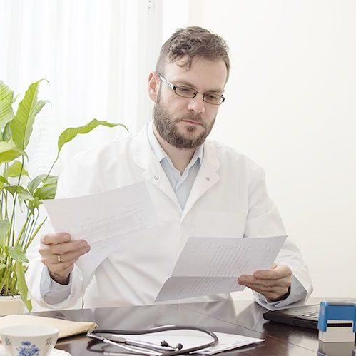 accoglienza nelle RSA: valutazione del geriatra