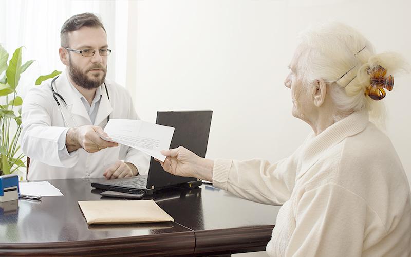 accoglienza nelle RSA: accettazione