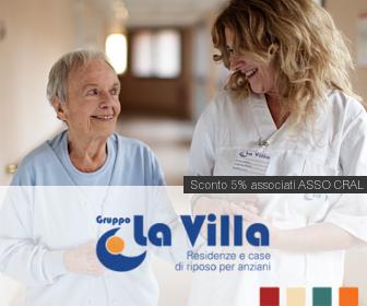 Gruppo La Villa stringe una convenzione con Asso Cral