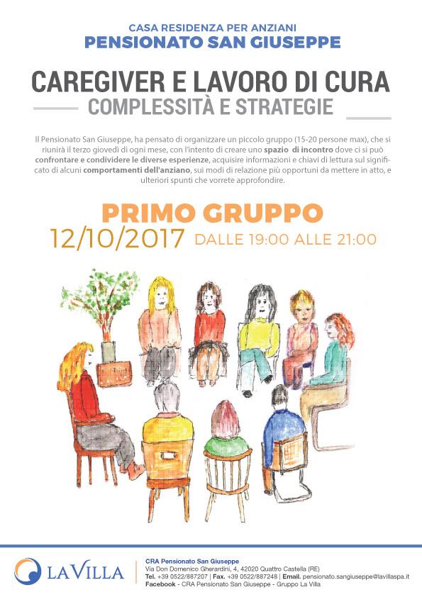CAREGIVER E LAVORO DI CURA – COMPLESSITÁ E STRATEGIE