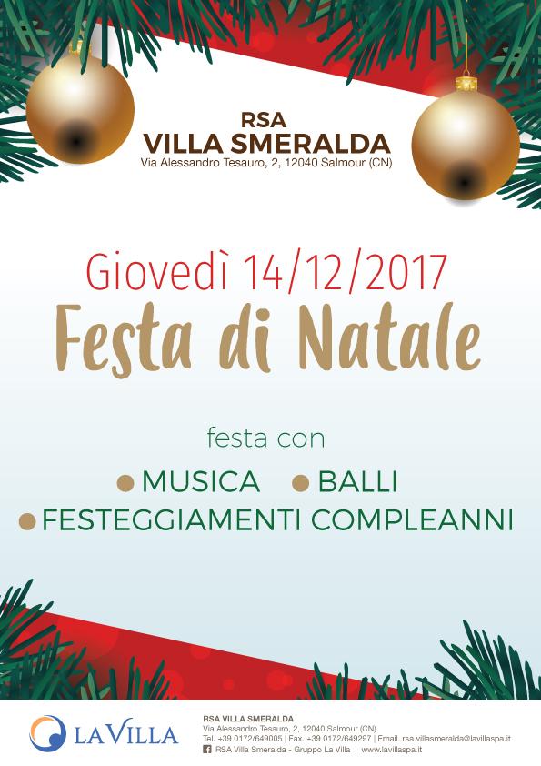 Festa di Natale a Villa Smeralda