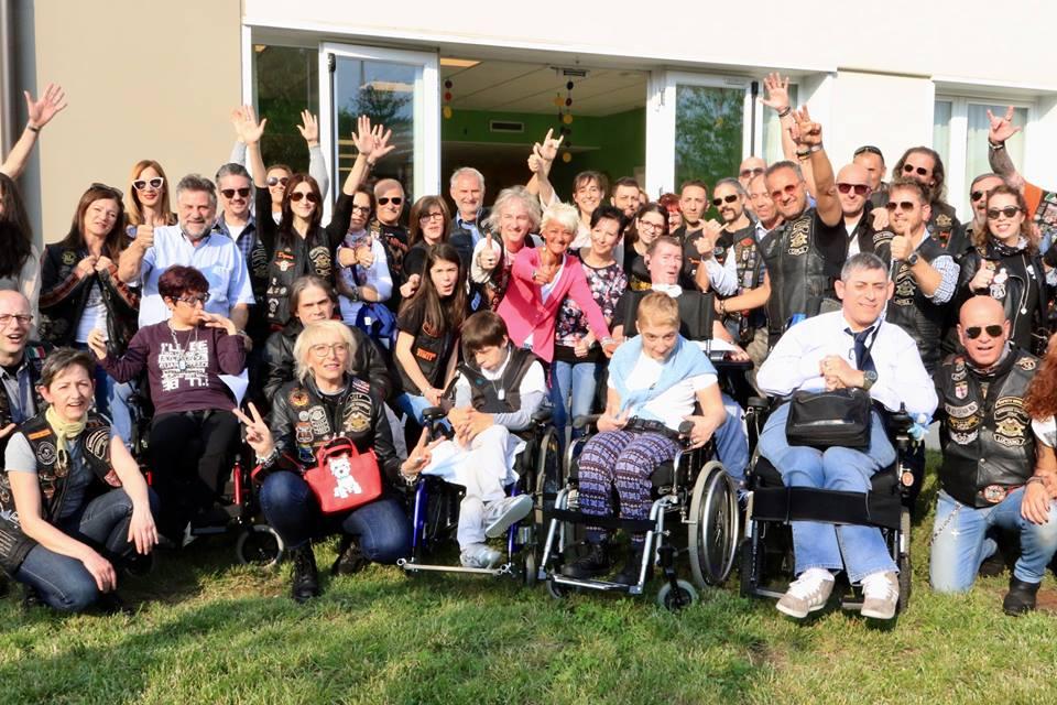 Un pomeriggio a sorpresa: il Club Legnano Chapter Italy fa visita ai ragazzi di RSD Leopardi. Aperitivo ed emozioni a Villastanza di Parabiago