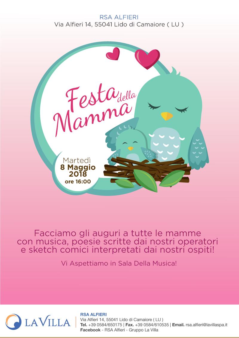 Festa della Mamma all'Alfieri