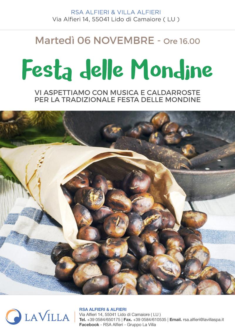 Festa delle Mondine all'Alfieri