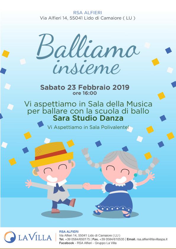 Balliamo Insieme – Edizione Febbraio