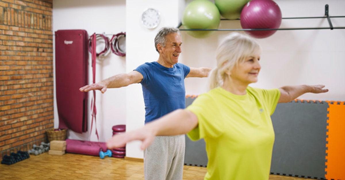 Anziani e sport: quando il movimento non conosce età