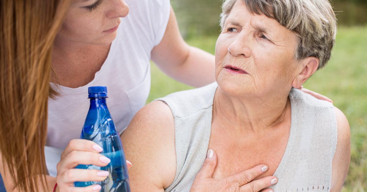 Anziani e caldo: i consigli per affrontare l'estate al meglio!