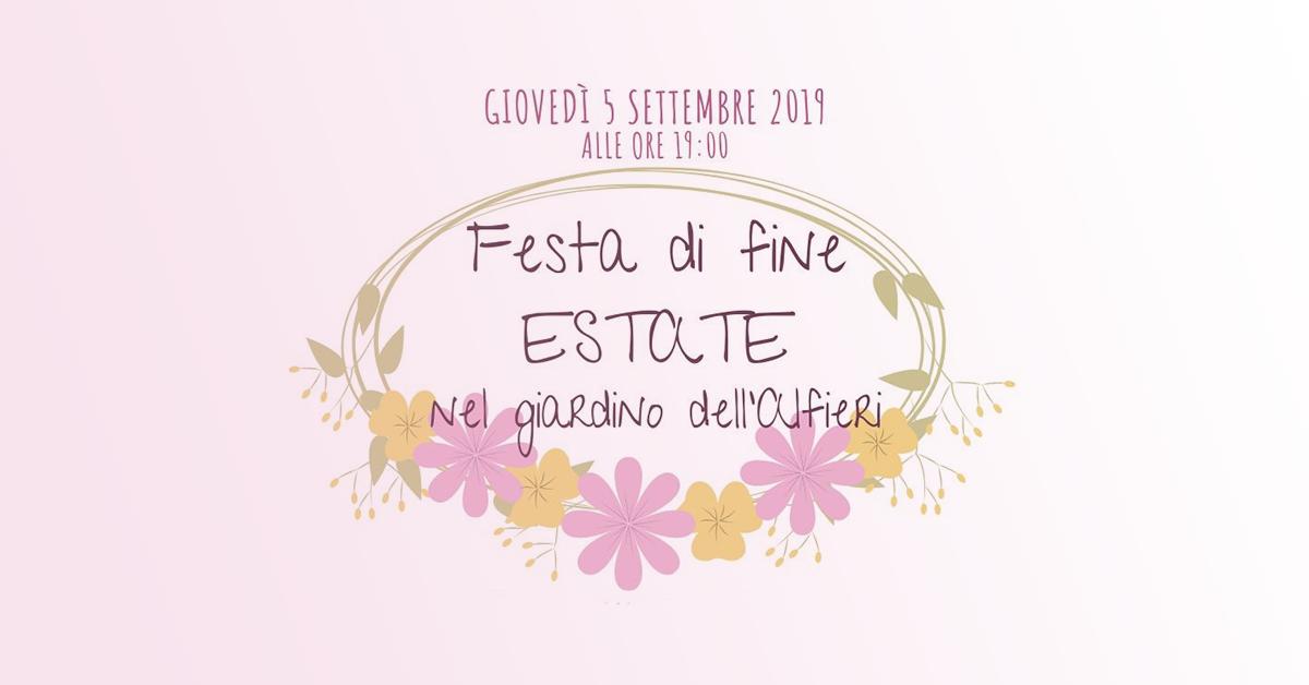 Festa di Fine Estate di Rsa & Villa Alfieri