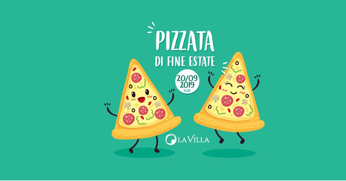 Pizzata di Fine Estate di Rsa Botticelli