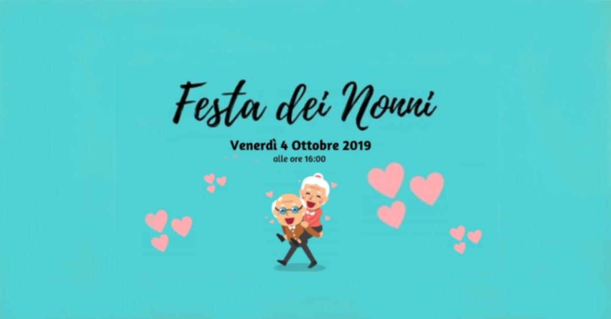Festa dei Nonni di Rsa & Villa Alfieri