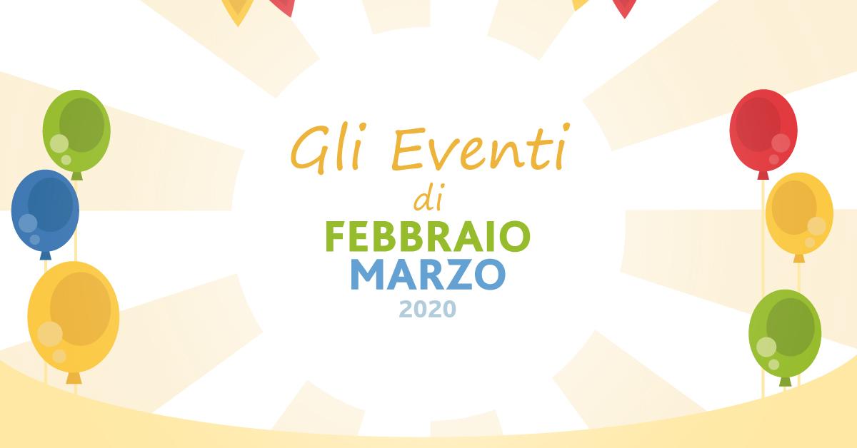 Eventi di Febbraio e Marzo Rsa Michelangelo