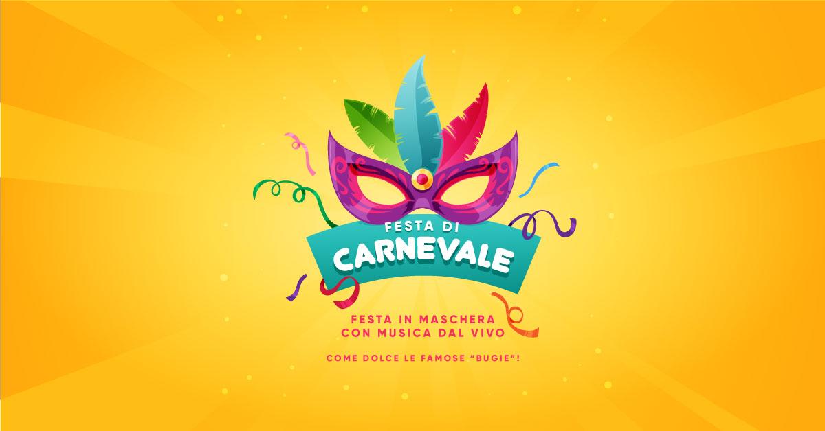 Carnevale in Struttura: la Festa in maschera di Rp La Quiete