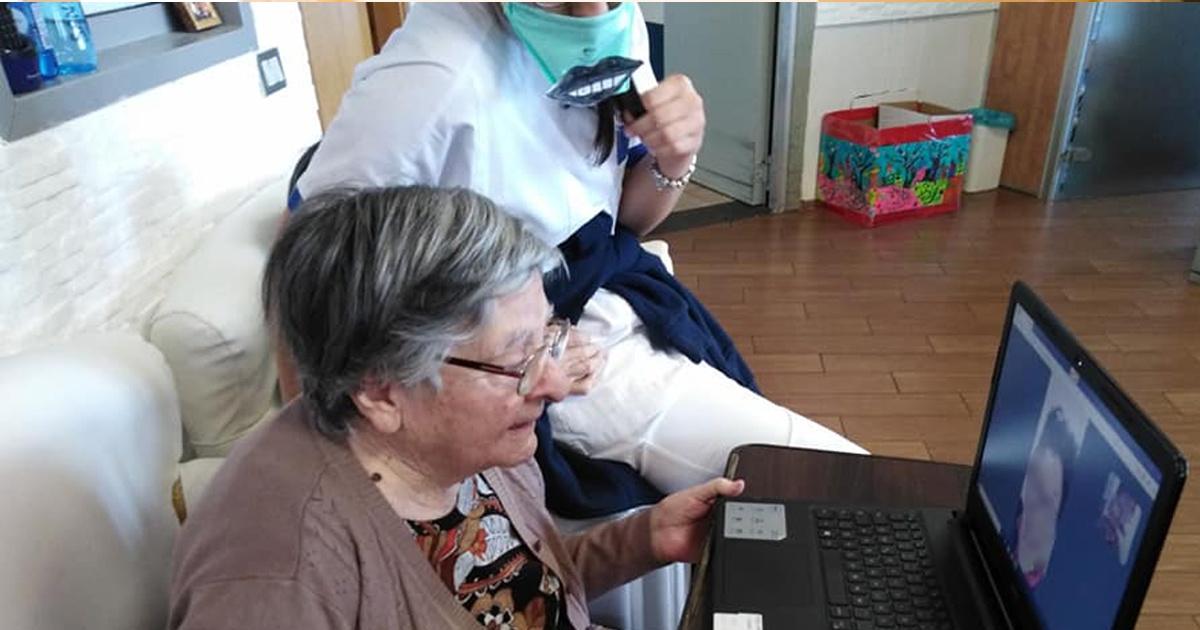 Rsa e emergenza Coronavirus in Italia: vicini con il digitale