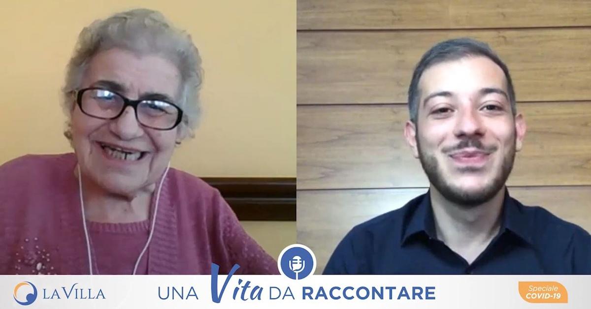 """""""Una Vita da Raccontare"""": l'intervista ai nostri Anziani durante il Covid-19"""
