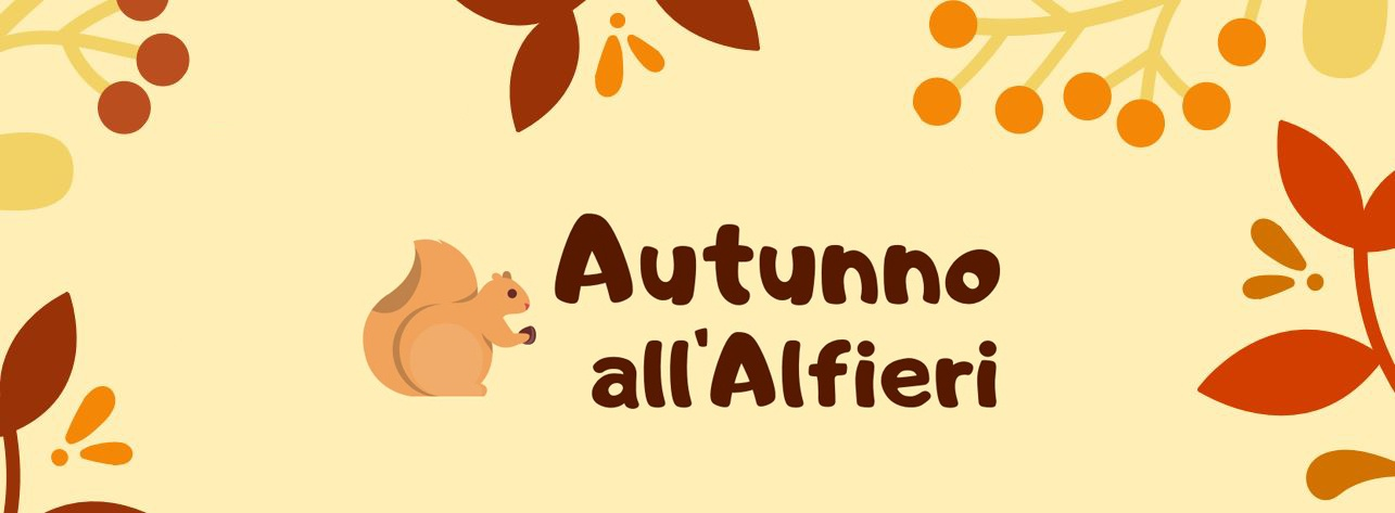 Autunno all'Alfieri