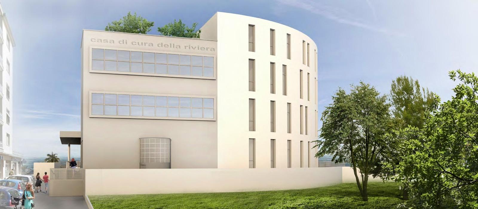 Rsa/Rp La Riviera si trasforma temporaneamente in un Centro a bassa intensità di cura per rispondere all'emergenza sanitaria nel savonese