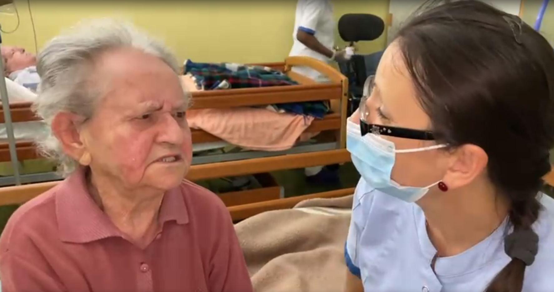 Il Video Racconto di una nuova socialità per gli Anziani