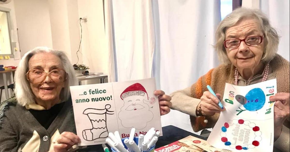 Animazione sociale per anziani: tra feste e quotidianità, non ci si annoia mai