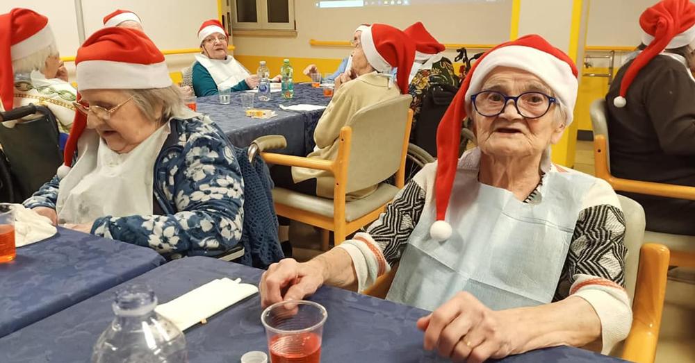 I nostri Progetti per Anziani: tra Natale e quotidianità