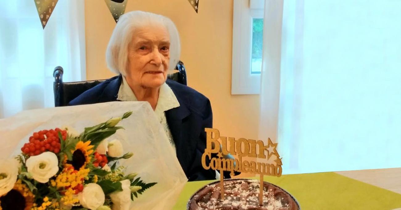 Centesimo Compleanno a Cucciago