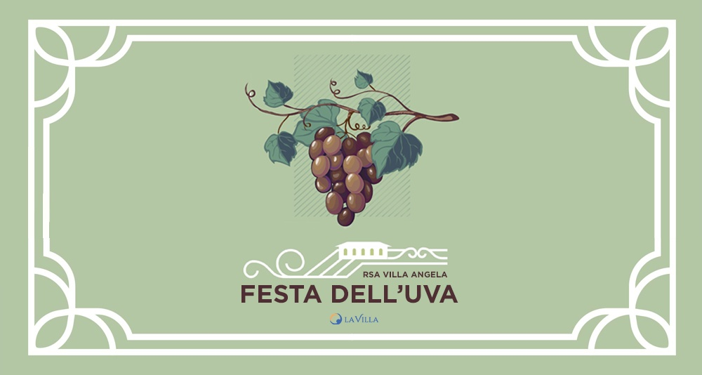 La Festa dell'Uva a Rsa Villa Angela