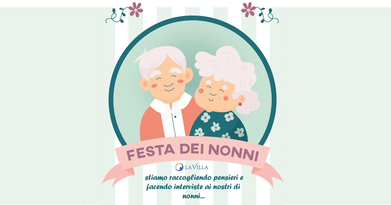 Lettere e Videomessaggi in Rsa per la Festa dei Nonni