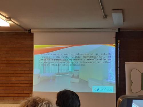 Convegno sul tema delle Categorie Fragili - Nucleo Stati Vegetativi Rsa Castello di Stazzano La Villa Spa