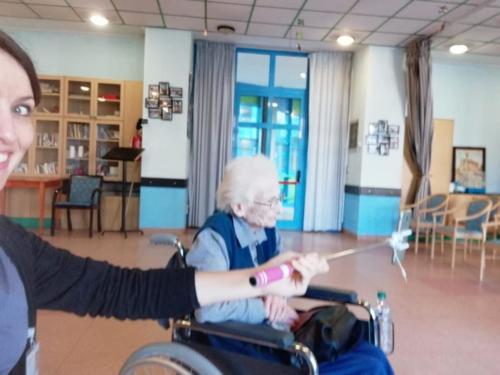 videochiamata parenti e anziani